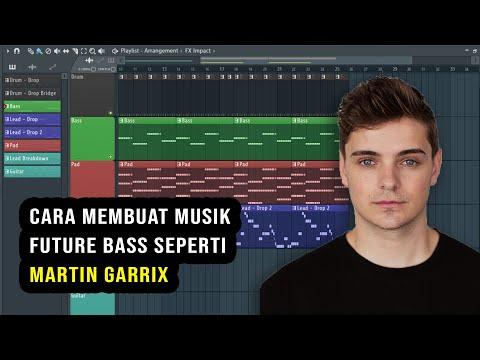 TERUNGKAP!! Beginilah Cara Martin Garrix Membuat Lagu [Tutorial Show #08]