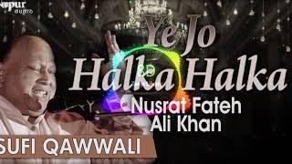 Ye Jo Halka Halka : Ustaad Nusrat Fateh Ali Khan |8D Audio| 8D Songs Library | USE HEADPHONES