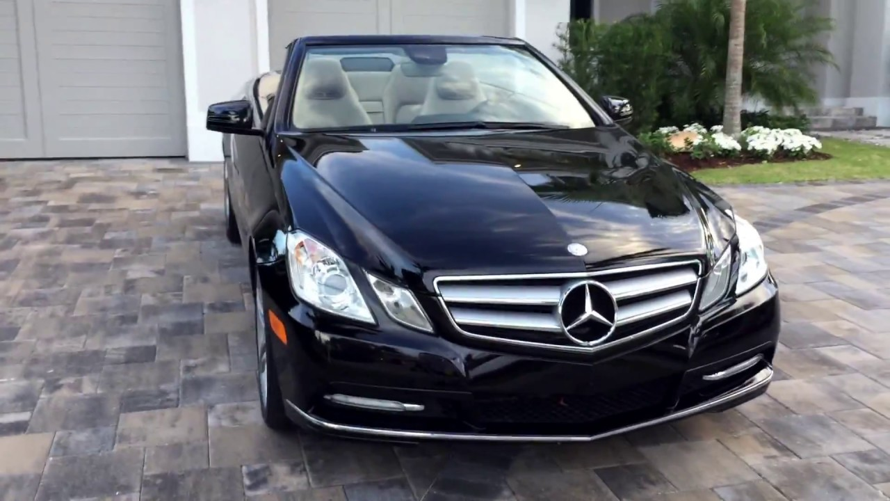 2012 Mercedes-Benz E350 Convertible for sale by Auto ...