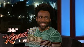 Childish gambino clean