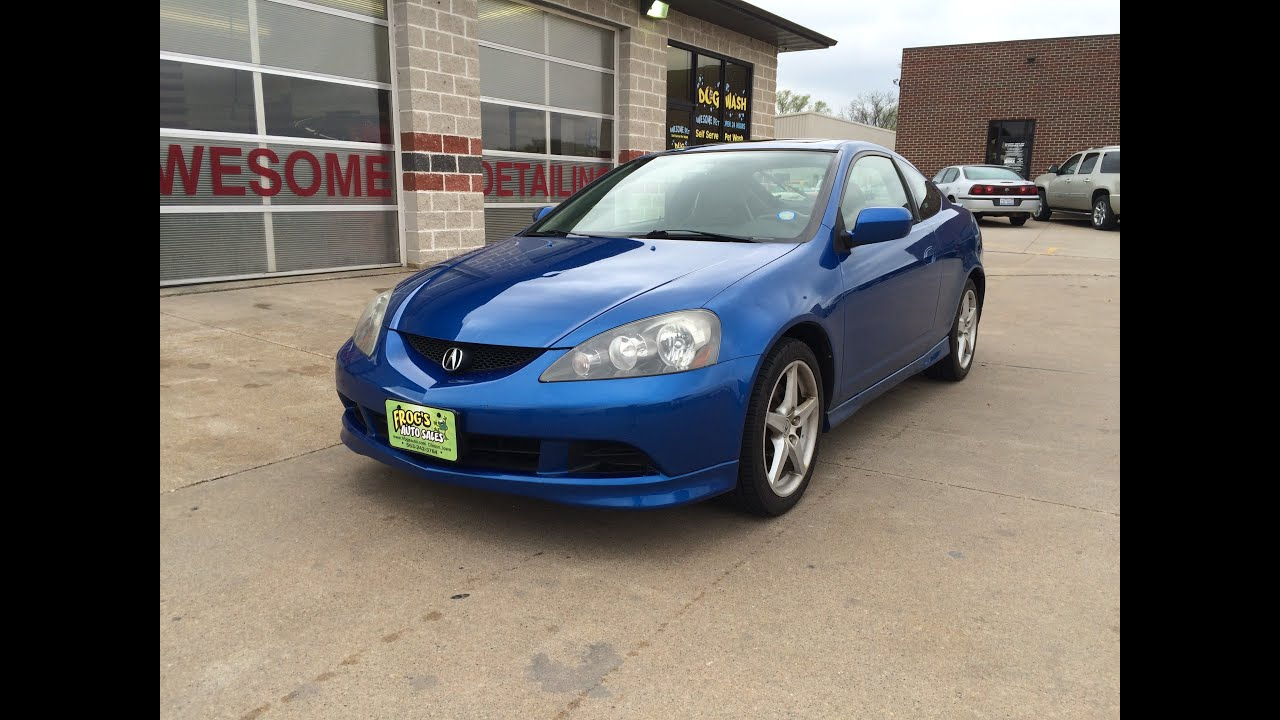 Acura RSX Type S Speed SOLD YouTube - Acura rsx for sale near me