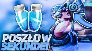 DRINKING POTEK IN THE SECOND! -GLITCH | NEW IN FORTNITE | ADVANTAGE OVER RIVALS IN FORTNITE | Curiosity