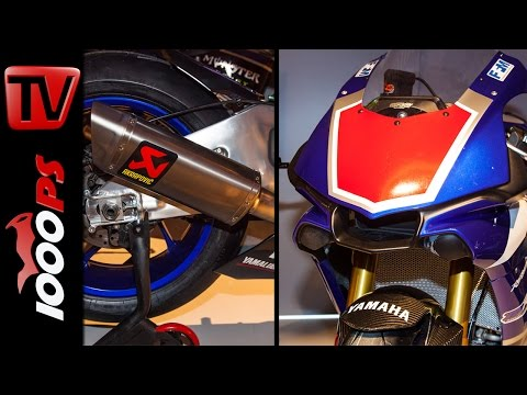 2015 | Yamaha YZF-R1 Race Bike Soundcheck | Akrapovic Racing Komplettanlage
