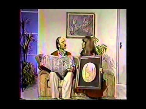 GULHERME OSTY com CARVALHINHO, CESAR MONTENEGRO e NEYDE APARECIDA - DOMINGO DE GRAÇA - TV MANCHETE