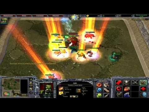 Как играть в Warcraft 3 Frozen Throne по сети? (Garena +)