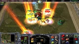 видео Карты для warcraft 3