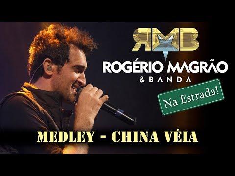 RMB - Na Estrada 4 - Medley - China Véia