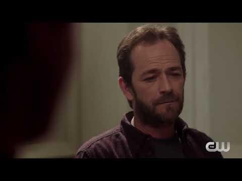 Riverdale Season 2 Luke Perry Interview HD