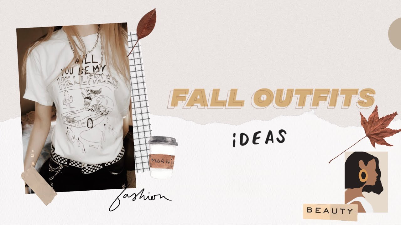 [VIDEO] - FALL AESTHETIC OUTFITS 6