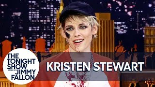 Kristen Stewart on Dead Stereotypes and Dropping F-Bombs While Hosting SNL