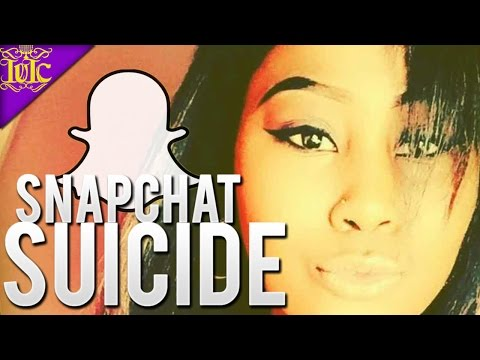IUIC: The Jew Journal: Snapchat Suicide