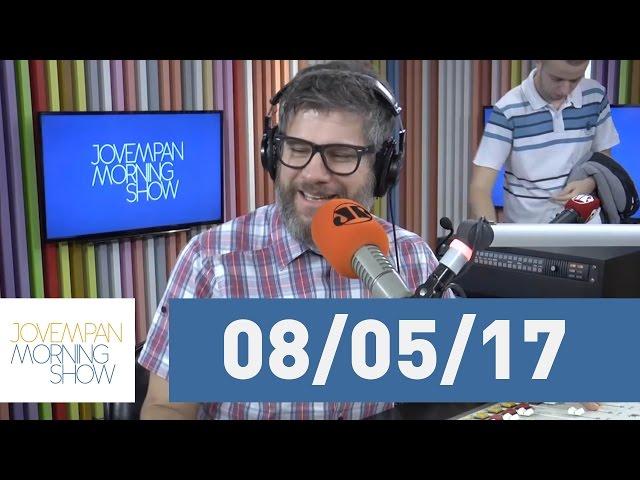 Morning Show - edição completa - 08/05/17