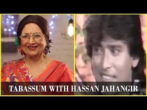 Hassan Jahangir | The acclaimed Pakistani Singer | Tabassum Talkies