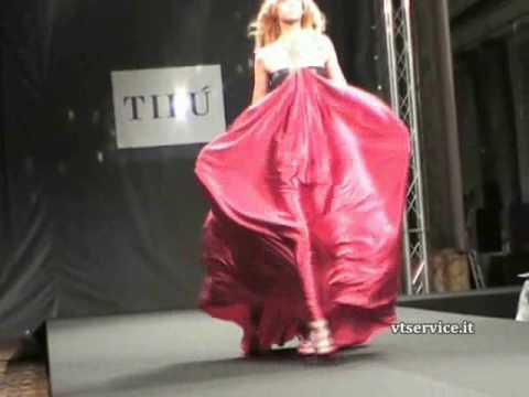 Iniziativa Calendario AltaRoma TILU' Collezione Haute Couture.wmv