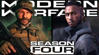 Modern Warfare: Season 4 Revealed (Operators, Weapons and Maps)