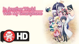 In Another World with My Smartphone is Available for Pre-Order Now!