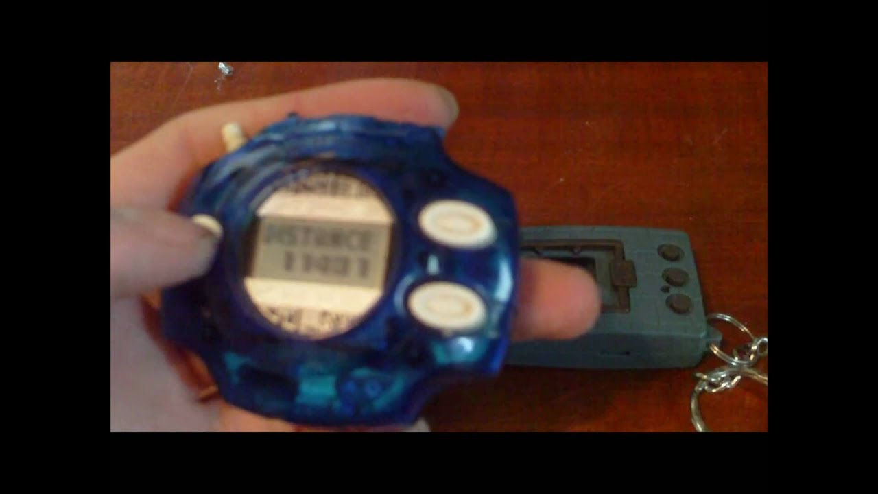 Digimon Digivice Digimon Digivices From Season