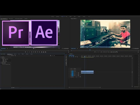 adobe premiere pro cc 2018 wedding video editing tutorial Part_02 thumbnail