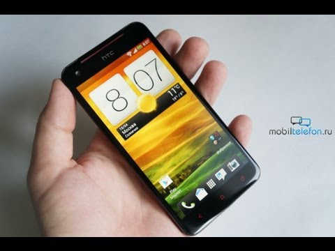 Обзор HTC Butterfly (review): ОС, интерфейс, игры, бенчмарки и прочее