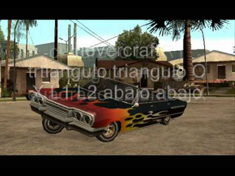 Trucos De Gta San Andreas Para Play 2 Parte 2 Youtube