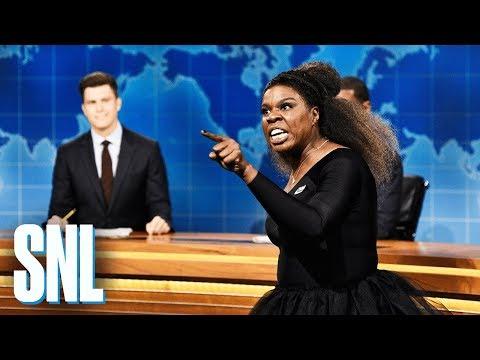 Weekend Update: Serena Williams - SNL
