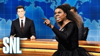 Weekend Update: Serena Williams - SNL