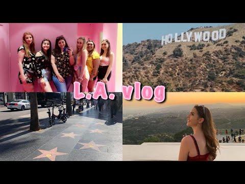 l.a.-vlog-2019