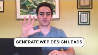 How To Generate Web Design Leads Using Facebook Advertising   AskEstebanGomez #83