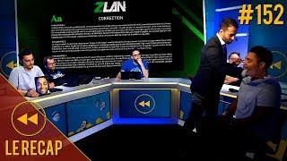 Xari revient sur la dictée de la Zlan et son parcours ! Ft. Vinz Magicien - Le Recap S3#152