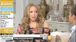 Mariah Carey is Crazy For HSN
