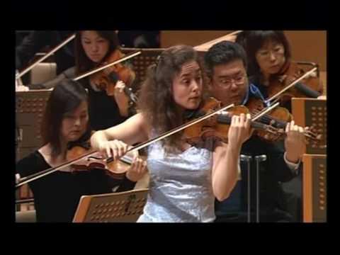 Frederieke Saeijs - Berg Violin Concerto - 2/4