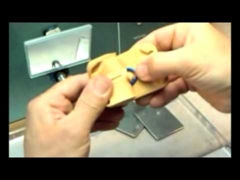 how to make a wax mold