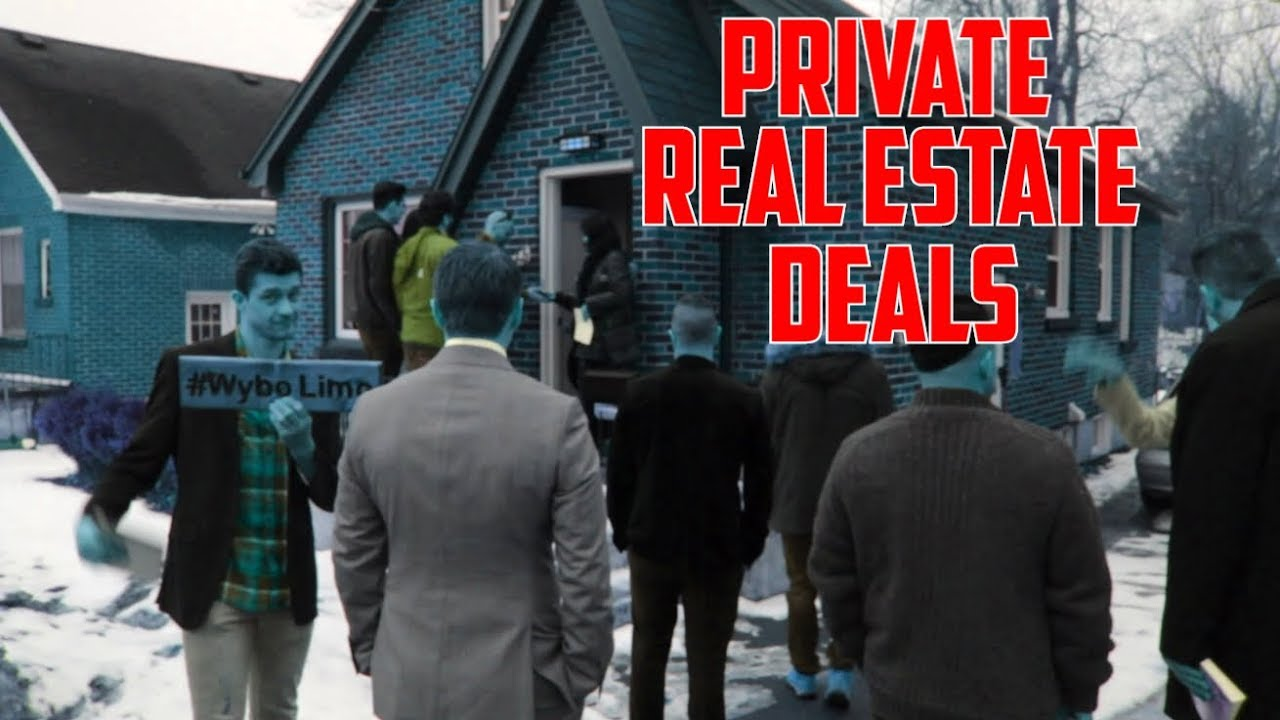 Finding Private Real Estate Deals - How to Get Wholesale Real Estate Leads