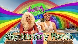 Gay Pride History - Sherry & The Greek