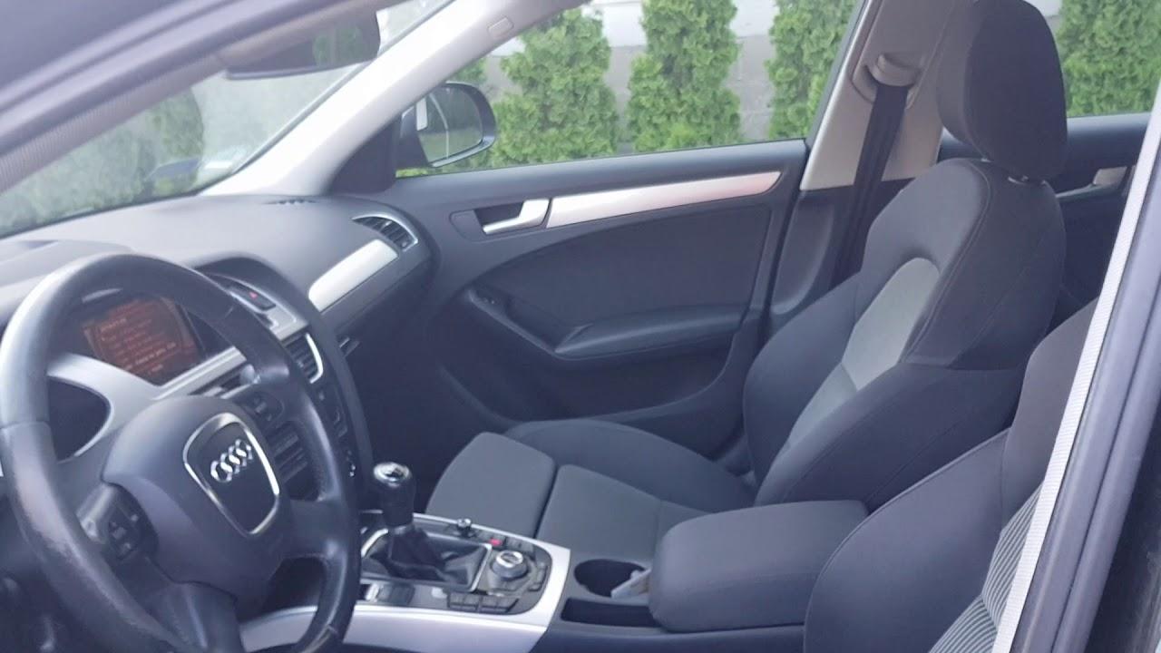 Audi A4 B8 18 Tfsi Polecam Youtube