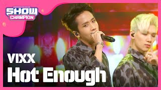 (ShowChampion EP.165) VIXX - Hot Enough MP3