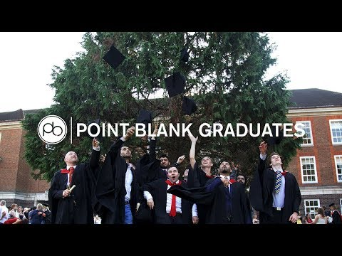 Course Insight: Point Blank's First Graduation Event