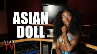 Asian Doll on Her Mom Being an OG in Dallas, Getting Respect in the Streets (Part 1)