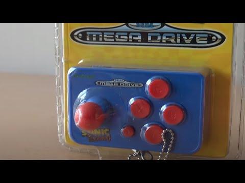 SEGA AtGames - Mini Nano Plug N Play / Arcade - Sonic The Hedgheog Console