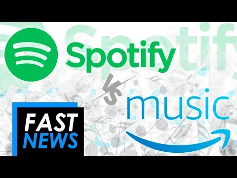 AMAZON MUSIC UNLIMITED LA VERDADERA COMPETENCIA PARA SPOTIFY | FASTNEWS