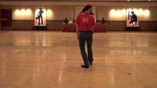 Tush Push - line dance