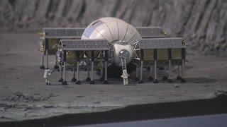 North Las Vegas company builds space habitat