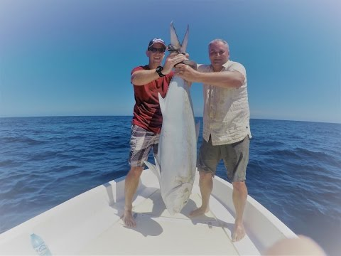Fishing In Cuba Amberjacks & Wahoo 2016