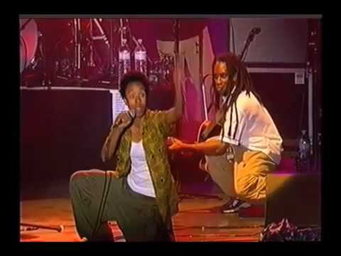 Broolyn Funk Essentials Live at Carhaix music Festival, 2001