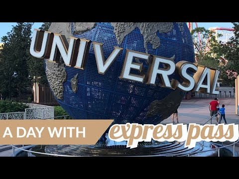A Day With The Universal Resort Express Pass
