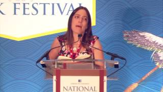 Sandra Beasley: 2016 National Book Festival