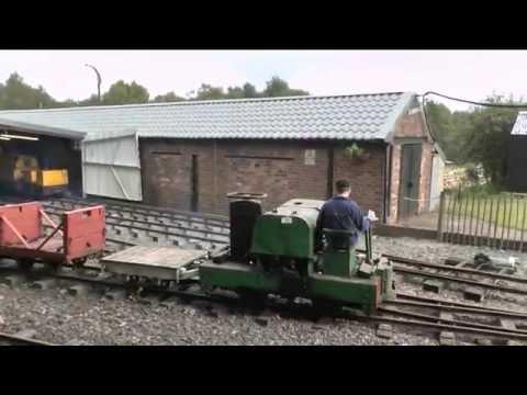 Narrow Gauge Railways of Great Britain   The Apedale Valley Light Railway    October 2016