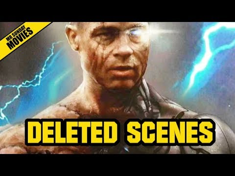 DEADPOOL 2 - Deleted Scene & Extended Post Credits