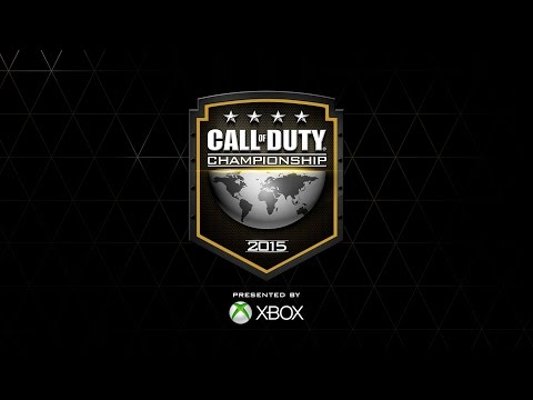 Official 2015 Call of Duty® Championship Finals Live Stream