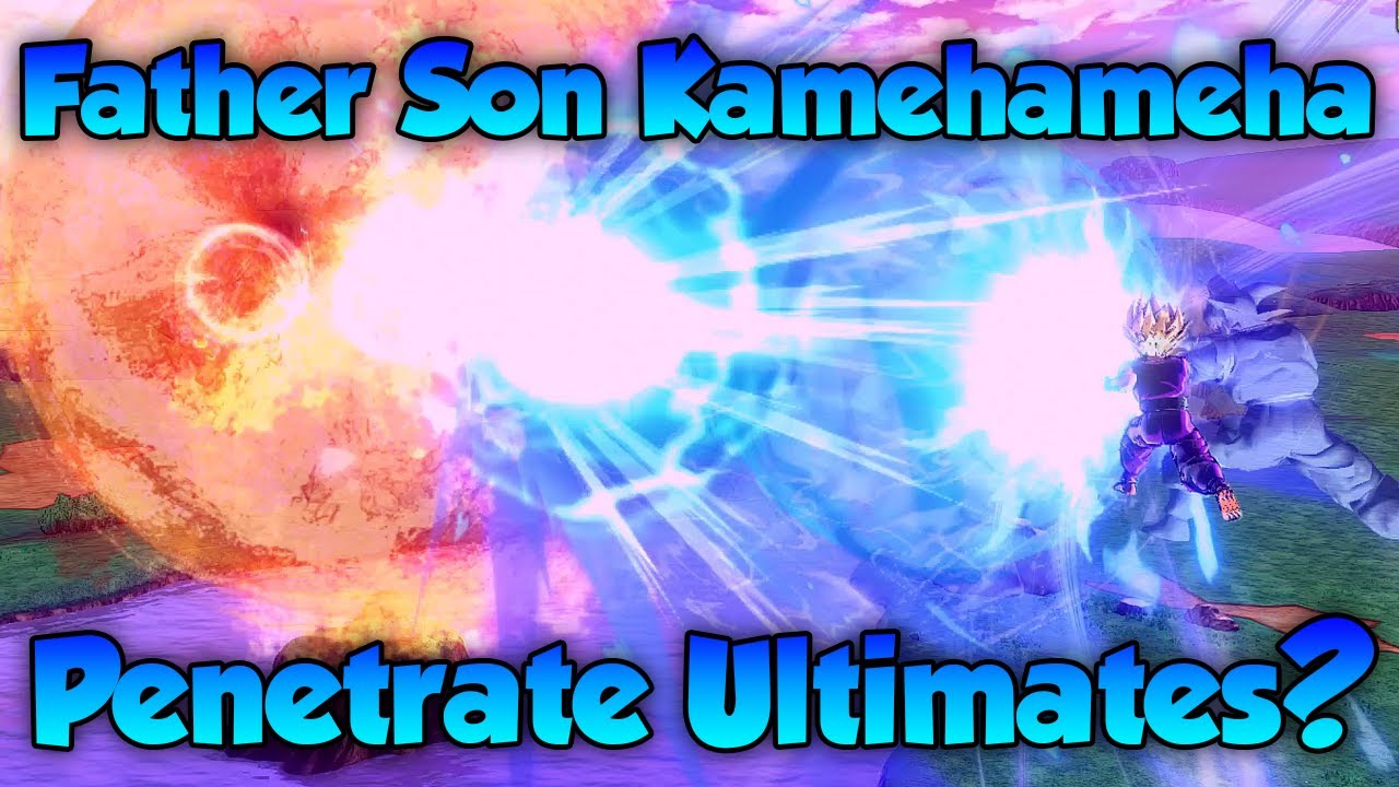 how to use final kamehameha xenoverse 2